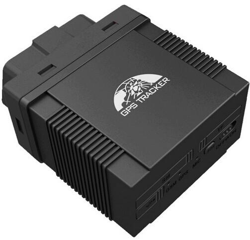 car obd ii gps trackers tk306, easy installation vehicle OBD 2 GPS tracker