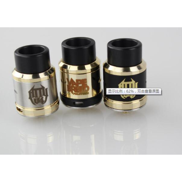 HOT Selling High quality DIY rda Atomizer clone RDA with gift packing box atty v4