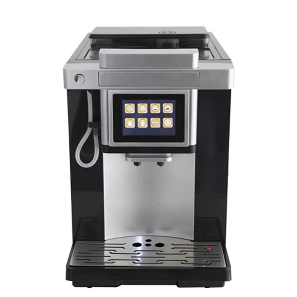 New Product! One touch bean to cup fully automatic coffee machine