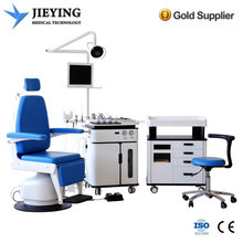 China high quality ENT unit with instrument cabinet with low price