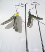 wholesale funny feather cat teaser