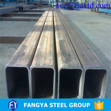 High Quality ! square tube metal bed building materials hot rolled square tube