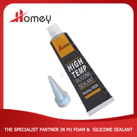 Homey H600 weatherseal silicone sealant rtv roofing heat