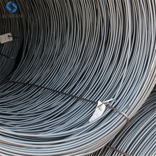 Low Carbon Mild Steel Wire Rod Coil High with Tensile Strength Prime Quality