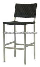 2012 modern stainless steel chair