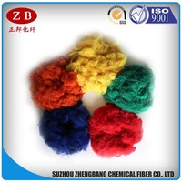 recycled polyester staple fiber(PSF) factory