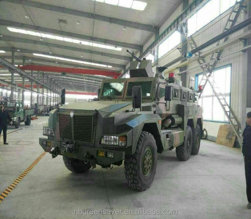 Special Vehicle for police