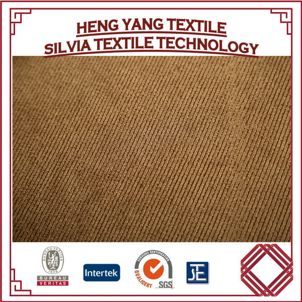 Smooth Fabric Corduroy, Car / Train / Bus Seat Fabric