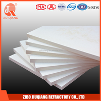 thermal insulation ceramic fiber board for rotating furnace electric