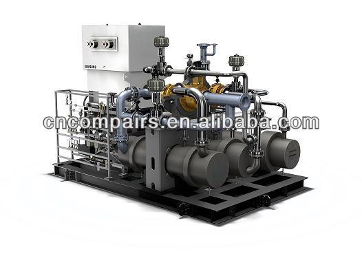 SAMSUNG Centrifugal Fuel Gas Compressor oil free gas compressor