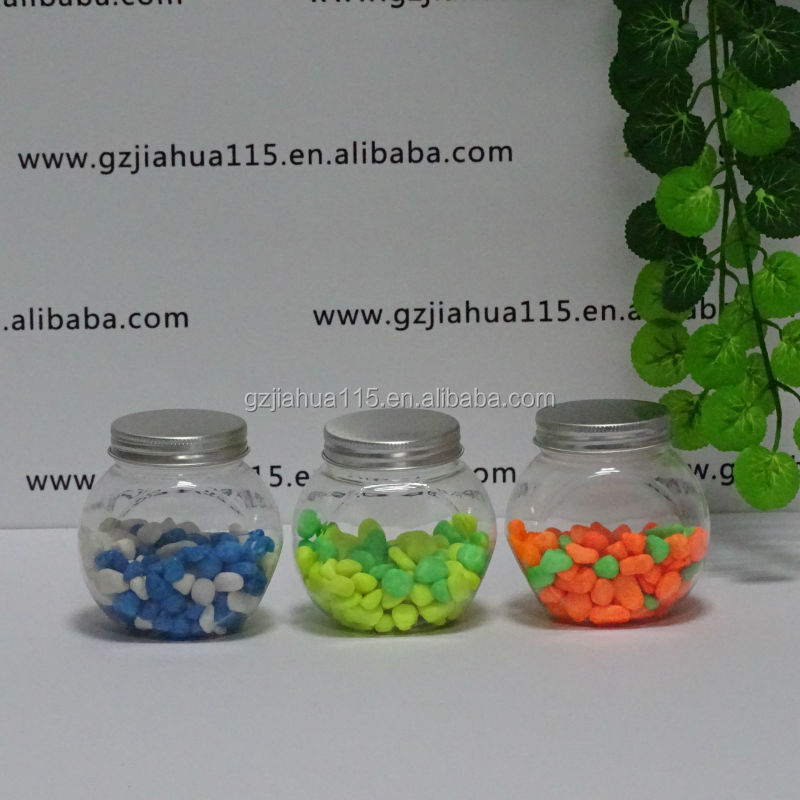 food grade PET plastic jar