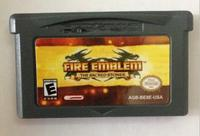 Fire Emblem Games for Gameboy Advance GBA games card