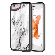 Bulk Tempered Glass Combo Phone Case Back Cover For Iphone 6 6S