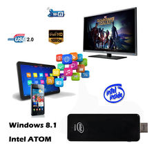 2015 Newest Quad Core 1.83Ghz CPU 2GB+32GB Intel Mini PC TV Box, Dual Android 4.4 / Win8.1 mini pc computer