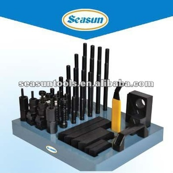 Powder Casting Economy Step Block Clamp Kit