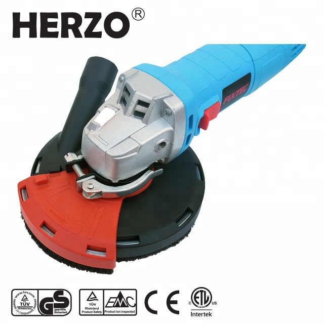 Universel HERZO Surface Grinding Dust Shroud for 115mm//125mm Meuleuse d/'angle
