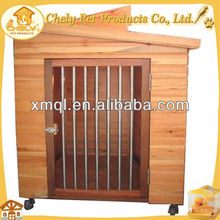 Cheap Stainsteel Door Elegant Design Russian Wood Houses Pet Cages,Carriers & Houses