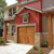 Villas Wood Garage Door