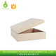 Vintage custom bamboo wooden jewelry tea bags storage gift box for decorative set with ceramic