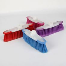 Best prices attractive style durable colorful cleaning plastic broom