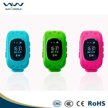 Factory Price fitness tracker mobile phones watch GPS 3G kid talking watch