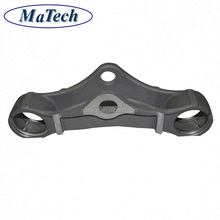 Agricultural Machinery Parts Aluminum Low Pressure Casting