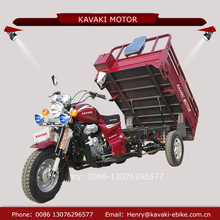 Guangzhou China Hot selling KAVAKI 200cc air-cool 4 stroke motorcycle 3 wheel cargo carriage motor