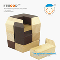 wooden puzzle for game toys