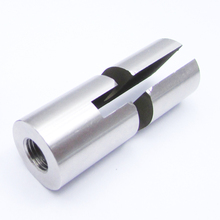 Hardware accessory aluminum coupling <strong>auto</strong> spare part bolt and nut
