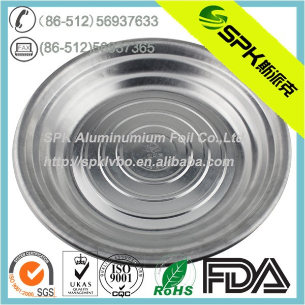 most popular round aluminum foil rice container
