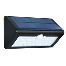 Waterproof 38 LED 4W 500LM Solar Power Fence Security Light Outdoor LED Solar Garden Light with Motion Sensor