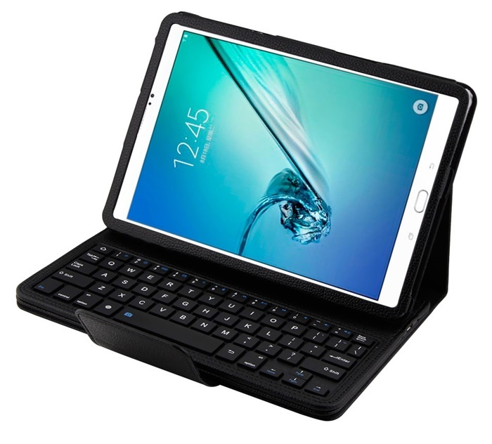 Magnetic  tablet keyboard for Galaxy S2 9.7 T810 550