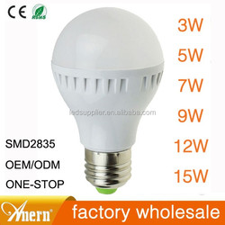 1 years warranty e27 new led bulb 5w led bulbs led bulb raw material