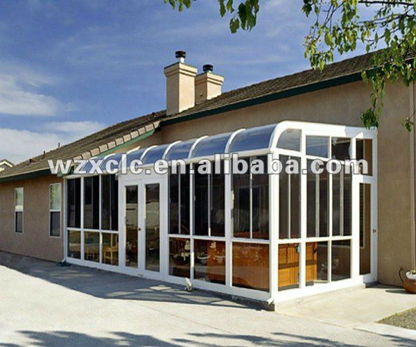 Custom Design Aluminium Winter Garden Sun House