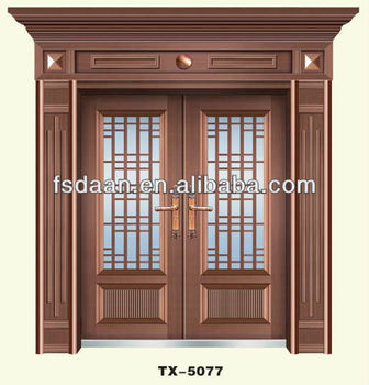 Fashionable eco friendly steel door scurity door buy for Eco friendly doors