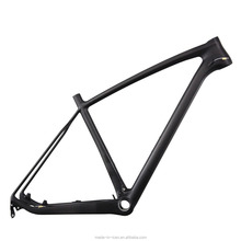 Super light 650B mtb carbon frame high quality 27.5er mountain bike frames hard trail bicycle frameset fast delivery