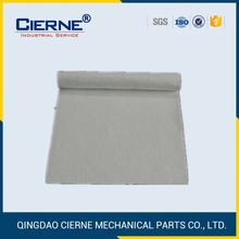 low price pre bag dacron filter media roll material