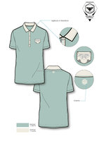 Italy design raidy boer high quality ODM men's polo t shirt