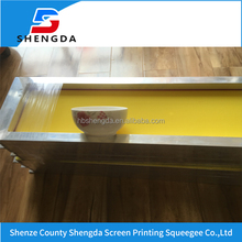 Silk 6063 Aluminum Alloy Screen T shirt Printing Frame with Mesh Factories