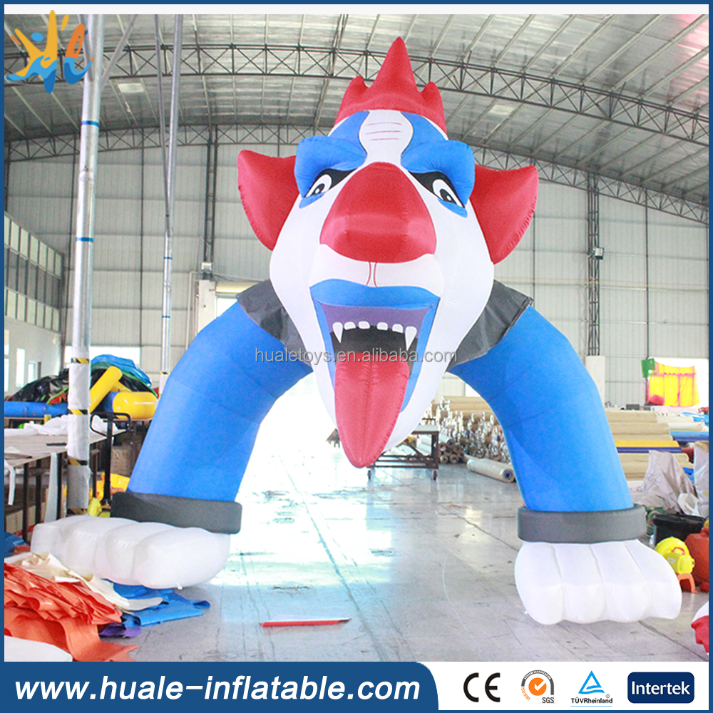 High quality inflatable arch, cheap inflatable archway