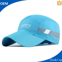 2016 New Summer Cheap Outdoor Quick Dry Men Women Sports Caps 10 Colors