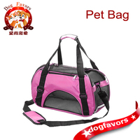 Portable Pet Carrier Soft Sided Cat/Dog Comfort Travel Tote Bag Airline Approved