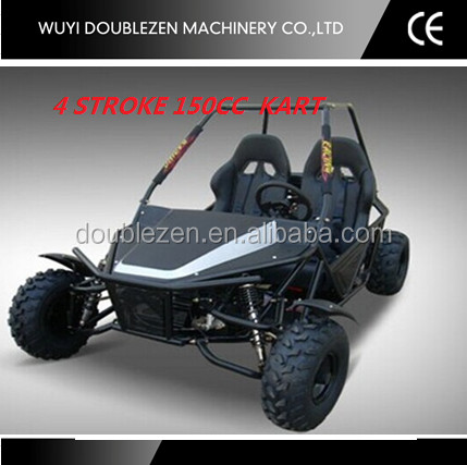 Adult 150cc CVT Engine , 2 seat, 10'' tire Go Kart ,Buggy with EEC, EPA