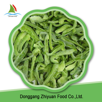 High Quality Sweet Green Pepper Slices