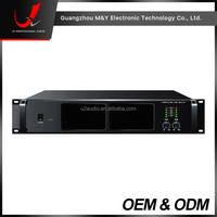 DF14-1400W Extreme Power Amplifier For High-end Entertainment Bars