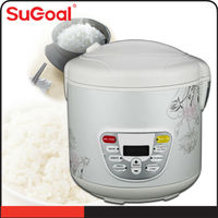 The Multifunctional electric rice cooker non-stick ceramic inner pot