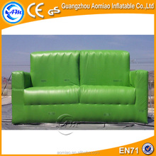 Cheap giant inflatable outdoor sofa, commercial inflatable sofa
