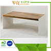High Grade Natural Finger Joint Coffee TableTop Solid Walnut Worktops