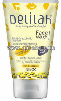 Delilah Face Wash