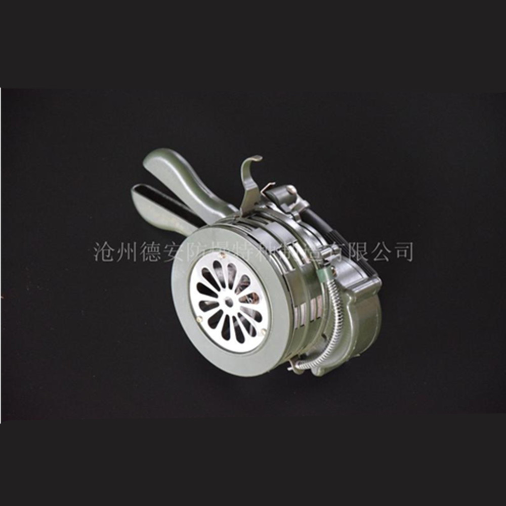 Portable Hand Operated fire alarm siren SY200